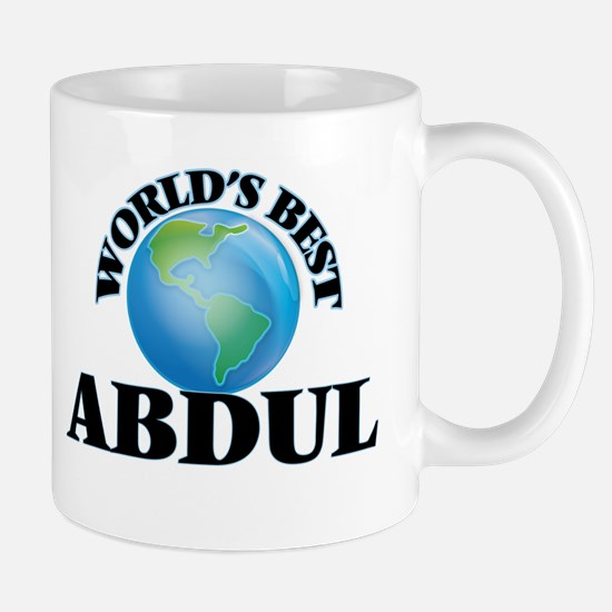 World's Best Abdul Mugs
