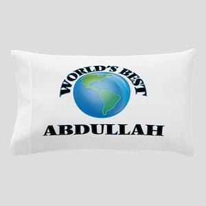 World's Best Abdullah Pillow Case