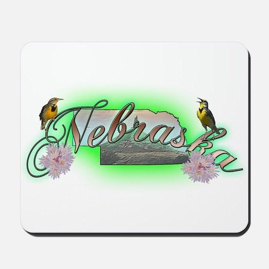Nebraska Mousepad