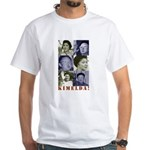 Kimelda! White T-Shirt