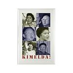 Kimelda! Rectangle Magnet (100 pack)