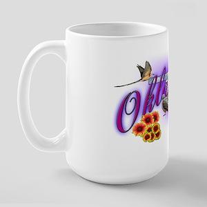 Oklahoma Large Mug