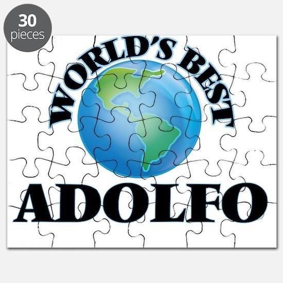 World's Best Adolfo Puzzle