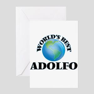 World's Best Adolfo Greeting Cards