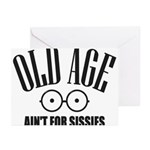 Old Age Greeting Cards
