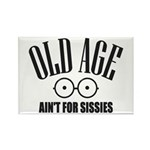 Old Age Magnets