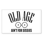 Old Age Sticker