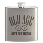 Old Age Flask