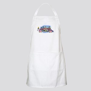 Washington BBQ Apron