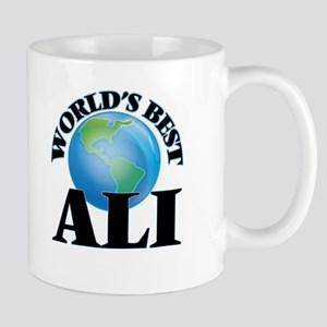 World's Best Ali Mugs