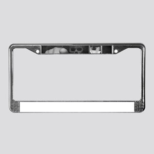 It's YOUR turn to die License Plate Frame