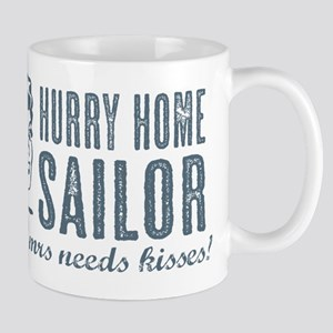Hurry Home Sailor 11 oz Ceramic Mug