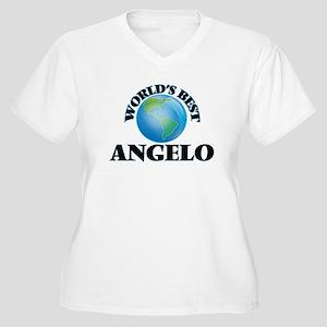 World's Best Angelo Plus Size T-Shirt