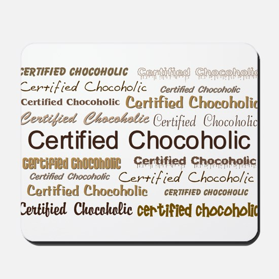 Certified Chocolate Mousepad
