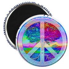 Peace Symbol Magnets