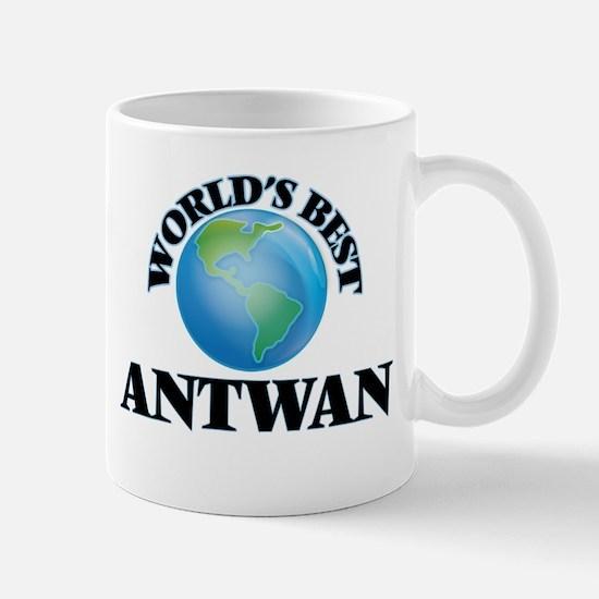 World's Best Antwan Mugs