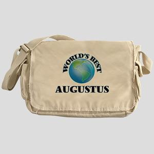 World's Best Augustus Messenger Bag