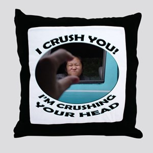 Kids In The Hall - I'm Crushing Your Head Throw Pi