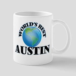 World's Best Austin Mugs