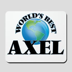 World's Best Axel Mousepad