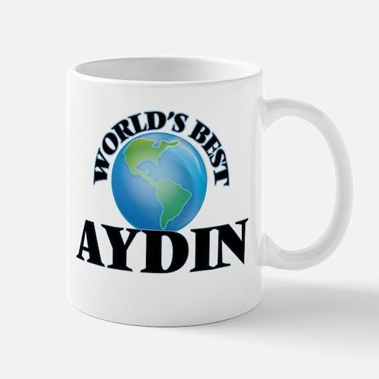 World's Best Aydin Mugs