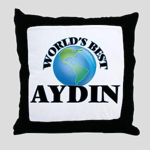 World's Best Aydin Throw Pillow