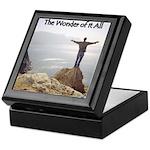 The Wonder of it All Christian Gift Keepsake Box