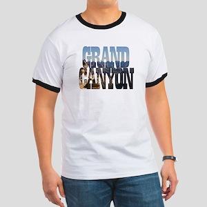 Grand Canyon Ringer T