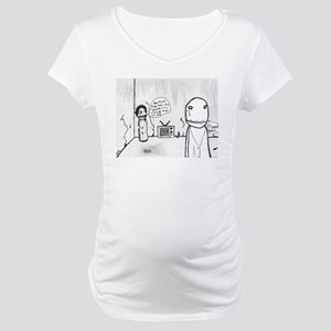 C. Smith tribute to David Fir Maternity T-Shirt