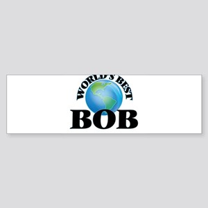 World's Best Bob Bumper Sticker