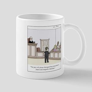 Lawyer Charisma 11 oz Ceramic Mug