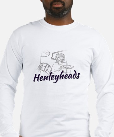 Henleyheads Long Sleeve T-Shirt