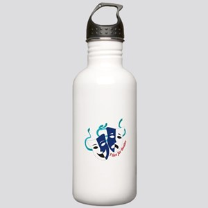 Live For Theater Water Bottle