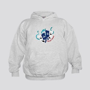 Live For Theater Hoodie