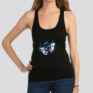 Live For Theater Racerback Tank Top