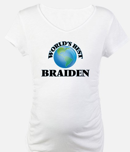 World's Best Braiden Shirt
