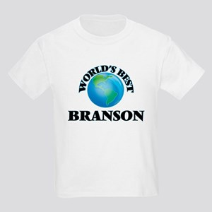 World's Best Branson T-Shirt