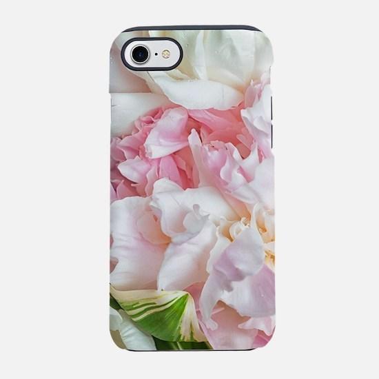 Blooming Peonies iPhone 7 Tough Case