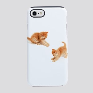 Playful kittens iPhone 7 Tough Case