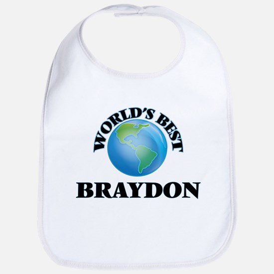 World's Best Braydon Bib
