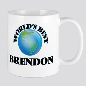 World's Best Brendon Mugs