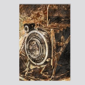 Antique Old Photo Camera Postcards (Package of 8)