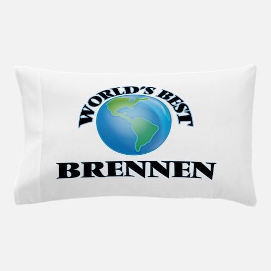 World's Best Brennen Pillow Case