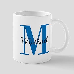 Personalize Initials and Name 11 oz Ceramic Mug