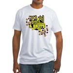 Kimchi & Grits Fitted T-Shirt