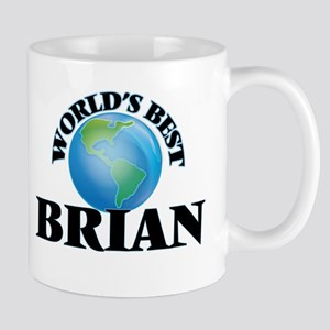 World's Best Brian Mugs
