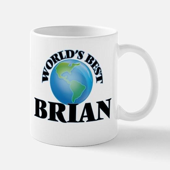 World's Best Brian Mugs