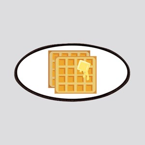 Buttered Waffles Patches