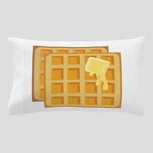 Buttered Waffles Pillow Case
