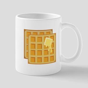 Buttered Waffles Mugs